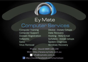 Ey Mate Computer Services